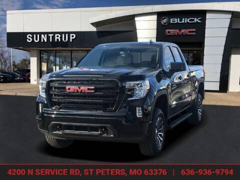 2020 GMC Sierra 1500 for sale at SUNTRUP BUICK GMC in Saint Peters MO