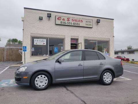 2005 Volkswagen Jetta for sale at C & S SALES in Belton MO
