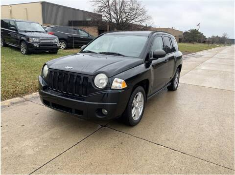 2007 Jeep Compass for sale at Metro Car Co. in Troy MI