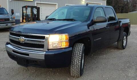 2010 Chevrolet Silverado 1500 for sale at Hilltop Auto in Prescott MI