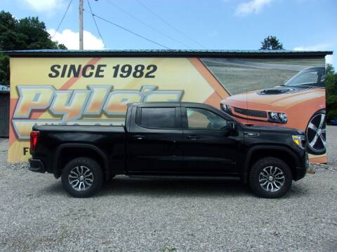 2021 GMC Sierra 1500 for sale at Pyles Auto Sales in Kittanning PA