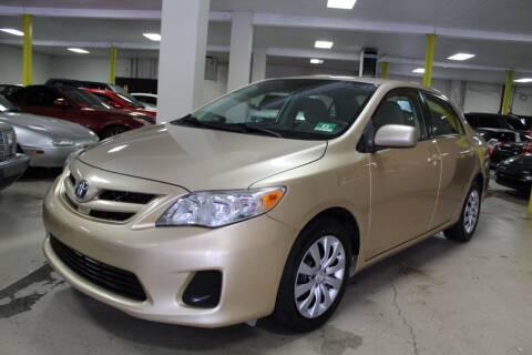 2012 Toyota Corolla for sale at Vantage Auto Wholesale in Lodi NJ
