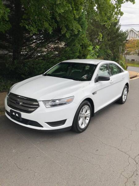 2019 Ford Taurus for sale at All American Imports in Arlington VA