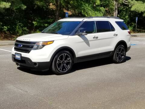 2013 Ford Explorer for sale at United Auto Gallery in Suwanee GA