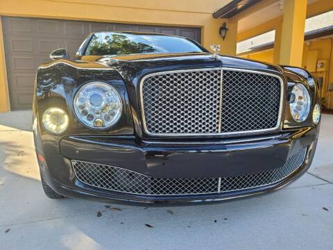 2011 Bentley Mulsanne for sale at Monaco Motor Group in Orlando FL