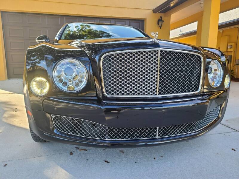 2011 Bentley Mulsanne for sale at Monaco Motor Group in Orlando FL