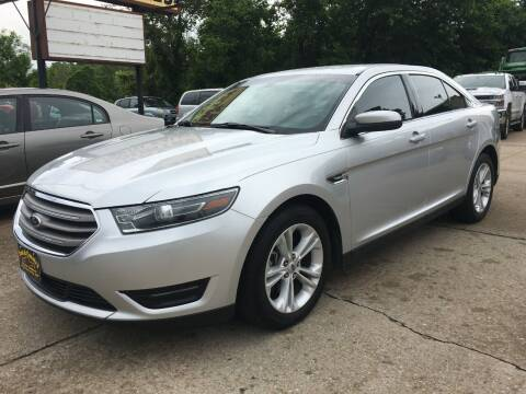 2015 Ford Taurus for sale at Town and Country Auto Sales in Jefferson City MO