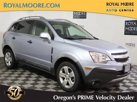 2014 Chevrolet Captiva Sport for sale at Royal Moore Custom Finance in Hillsboro OR