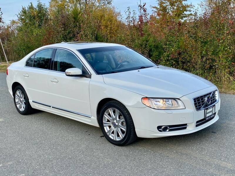 2010 Volvo S80 for sale at Used Cars of Fairfax LLC in Woodbridge VA