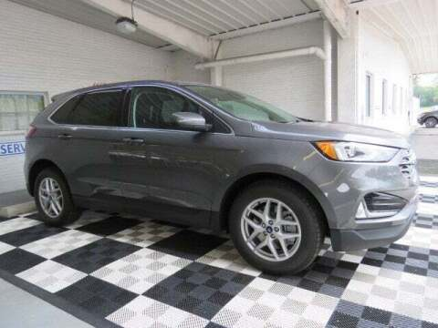 2021 Ford Edge for sale at McLaughlin Ford in Sumter SC