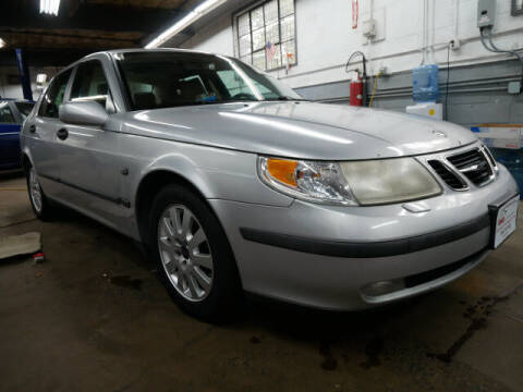 2002 Saab 9-5 for sale at M & R Auto Sales INC. in North Plainfield NJ