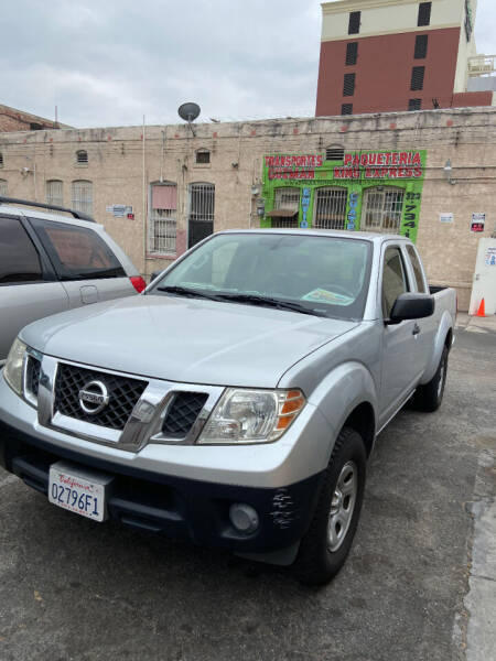 2012 Nissan Frontier for sale at Autobahn Auto Sales in Los Angeles CA