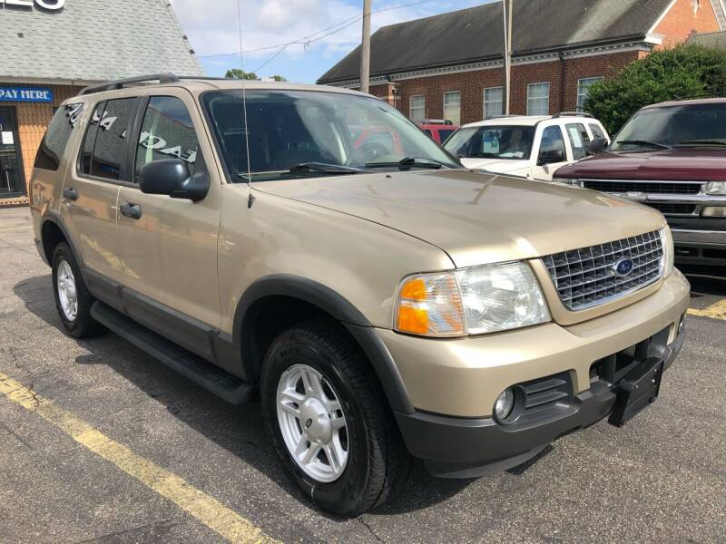 2003 Ford Explorer 4dr XLT 4WD SUV - Virginia Beach VA