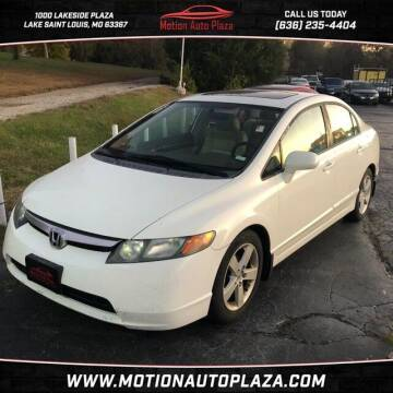 2010 Honda Civic for sale at Motion Auto Plaza in Lakeside MO