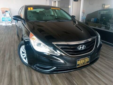 2011 Hyundai Sonata for sale at Golden State Auto Inc. in Rancho Cordova CA