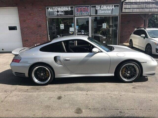 2003 Porsche 911 for sale at AUTOWORKS OF OMAHA INC in Omaha NE
