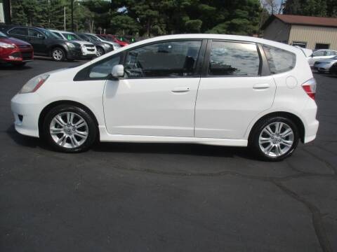 2010 Honda Fit for sale at Home Street Auto Sales in Mishawaka IN