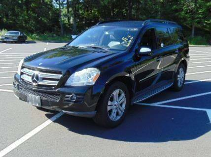 2009 Mercedes-Benz GL-Class for sale at LA Motors in Waterbury CT