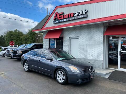 2008 Nissan Altima for sale at AG AUTOGROUP in Vineland NJ