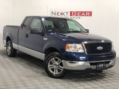 2007 Ford F-150 for sale at Next Gear Auto Sales in Westfield IN