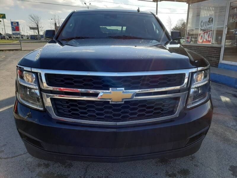 2015 Chevrolet Tahoe 4x4 LT 4dr SUV - Wauseon OH