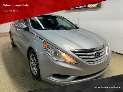 2012 Hyundai Sonata for sale at Orlando Auto Sale in Orlando FL