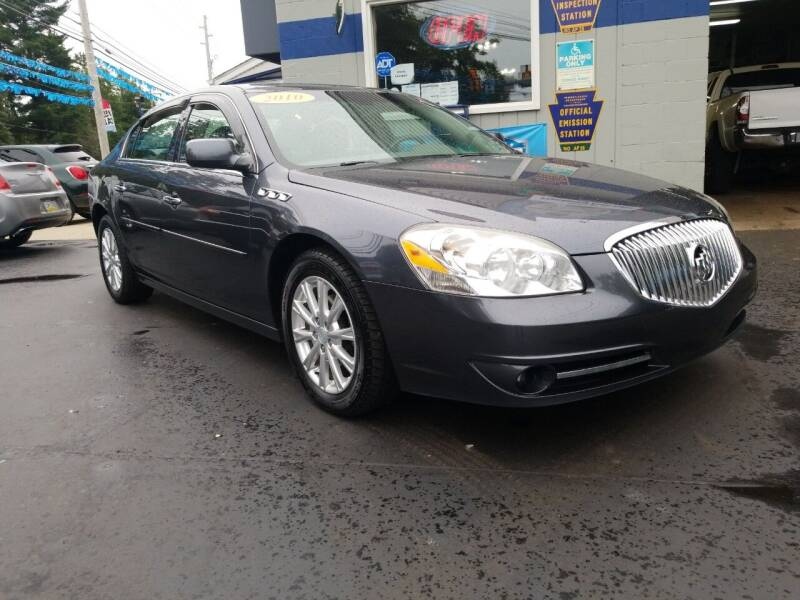 2010 Buick Lucerne for sale in Erie, PA