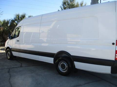 2008 Dodge Sprinter Cargo for sale at NATIONWIDE FLEET SERVICES,INC in Sanford FL