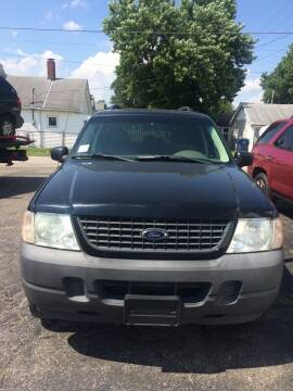 2003 Ford Explorer for sale at Mike Hunter Auto Sales in Terre Haute IN