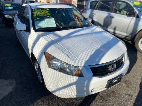 2010 Honda Accord for sale at Middle Village Motors in Middle Village NY