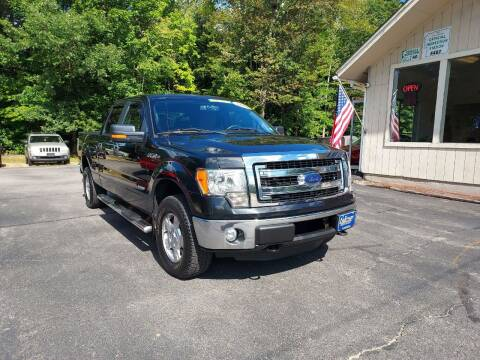 2013 Ford F-150 for sale at Fairway Auto Sales in Rochester NH