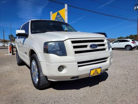 2008 Ford Expedition for sale at Auto Depot in Carson City NV