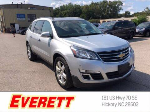 2016 Chevrolet Traverse for sale at Everett Chevrolet Buick GMC in Hickory NC