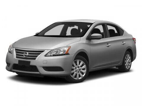 2014 Nissan Sentra for sale at Bergey's Buick GMC in Souderton PA