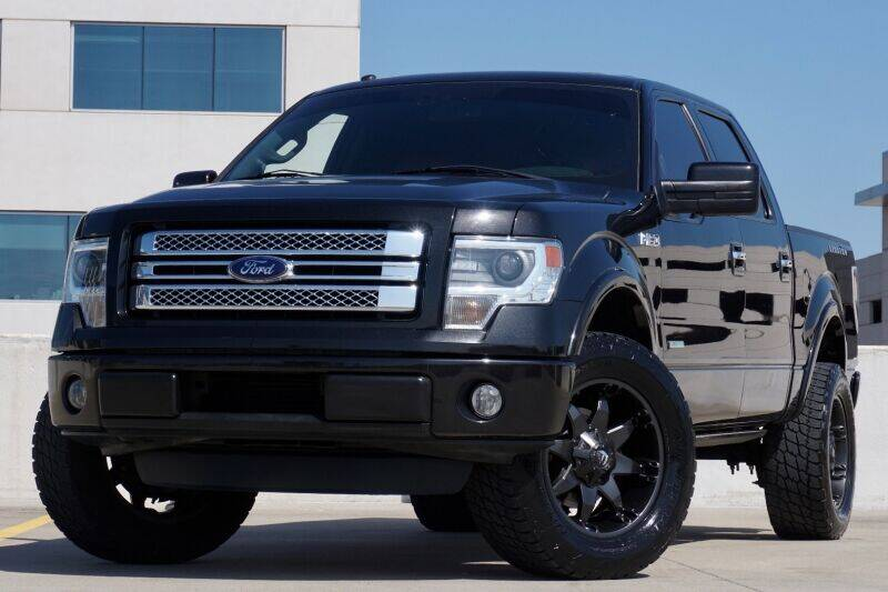 2013 Ford F-150 for sale at JD MOTORS in Austin TX
