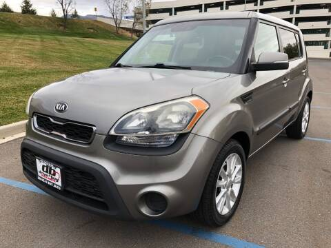 2013 Kia Soul for sale at DRIVE N BUY AUTO SALES in Ogden UT