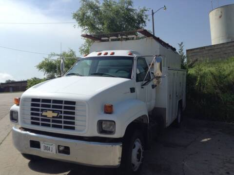 2000 Chevrolet C6500 for sale at Melton Chevrolet in Belleville KS