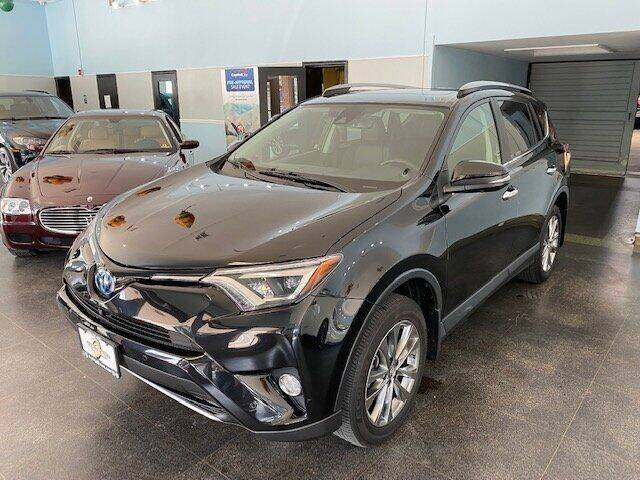 2018 Toyota RAV4 Hybrid for sale in Union, NJ