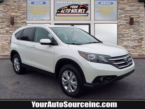 2014 Honda CR-V for sale at Your Auto Source in York PA