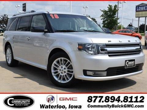 2018 Ford Flex for sale at Community Buick GMC in Waterloo IA