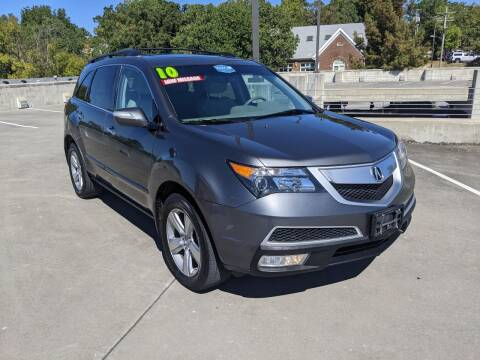 2010 Acura MDX for sale at QC Motors in Fayetteville AR