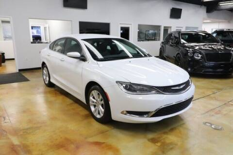 2016 Chrysler 200 for sale at RPT SALES & LEASING in Orlando FL