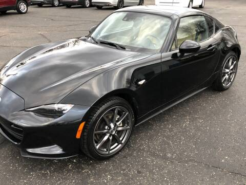2017 Mazda MX-5 Miata RF for sale at Teds Auto Inc in Marshall MO