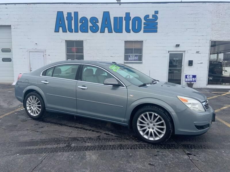 2008 Saturn Aura for sale at Atlas Auto in Rochelle IL