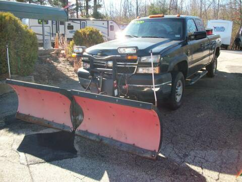 2006 Chevrolet 2500 WT for sale at Olde Bay RV in Rochester NH