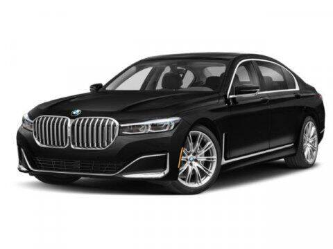 2021 BMW 7 Series for sale at Park Place Motor Cars in Rochester MN
