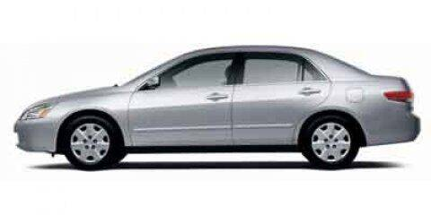 2004 Honda Accord for sale at HILAND TOYOTA in Moline IL