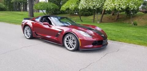 2019 Chevrolet Corvette for sale at Classic Motor Sports in Merrimack NH