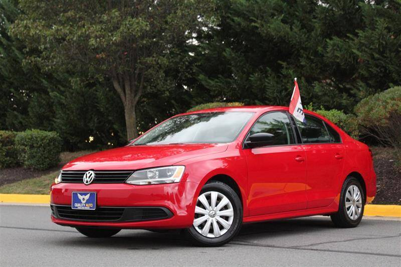 2014 Volkswagen Jetta for sale at Quality Auto in Sterling VA