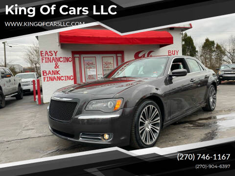2014 Chrysler 300 for sale at King of Cars LLC in Bowling Green KY